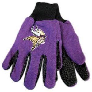 WinCraft NFL Minnesota Vikings Two Tone Gloves